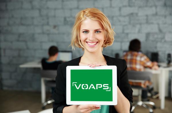 Sample branding #2 for Voaps