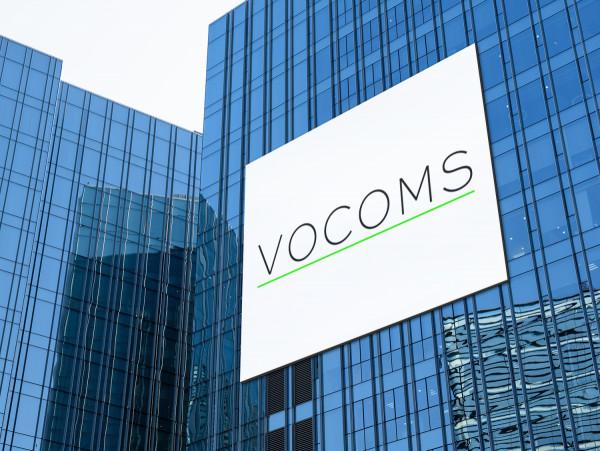 Sample branding #3 for Vocoms