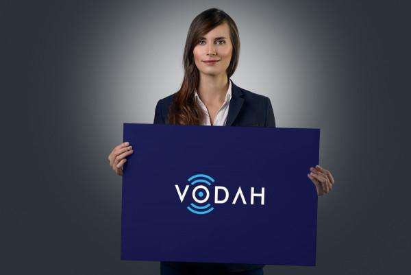 Sample branding #3 for Vodah