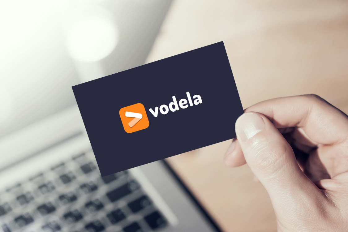 Sample branding #1 for Vodela