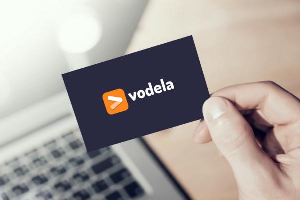 Sample branding #1 for Vodela