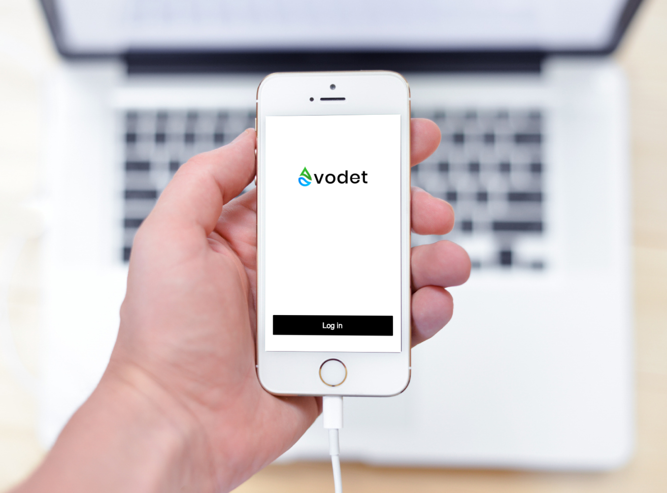 Sample branding #1 for Vodet
