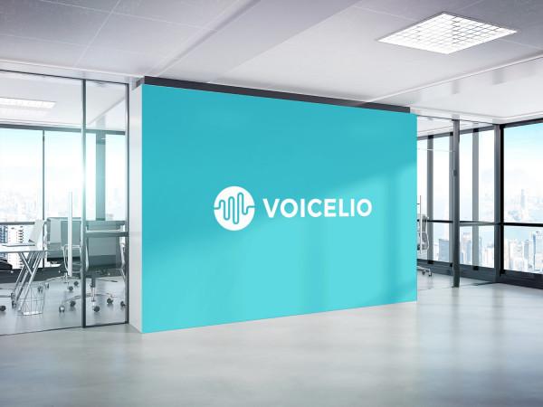 Sample branding #3 for Voicelio