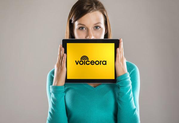 Sample branding #3 for Voiceora