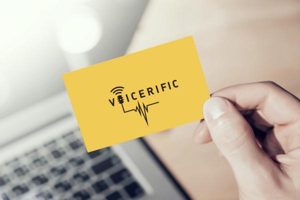 Sample branding #1 for Voicerific