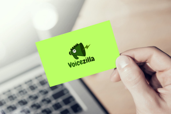 Sample branding #1 for Voicezilla