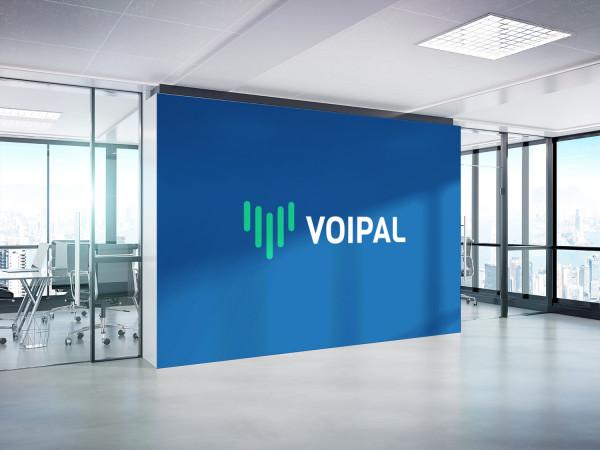 Sample branding #2 for Voipal