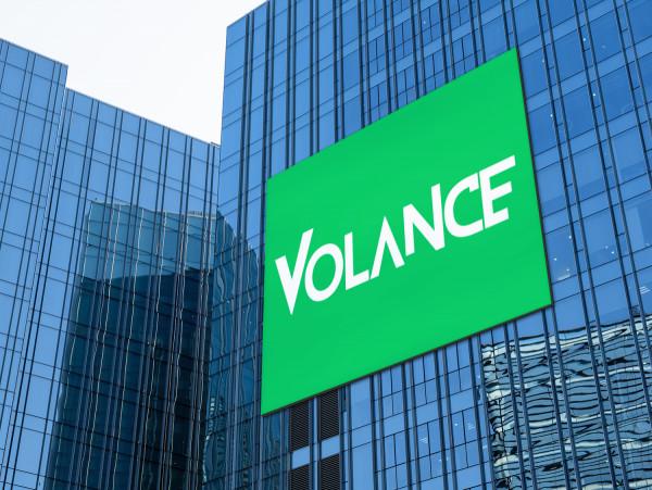 Sample branding #2 for Volance