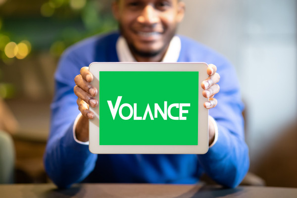 Sample branding #3 for Volance