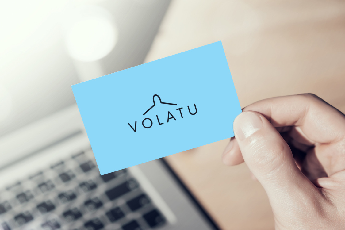 Sample branding #3 for Volatu