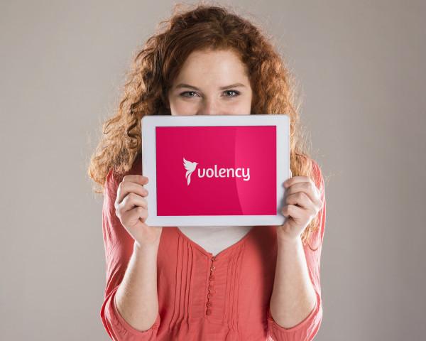 Sample branding #1 for Volency