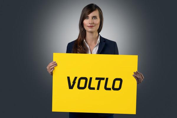 Sample branding #3 for Voltlo