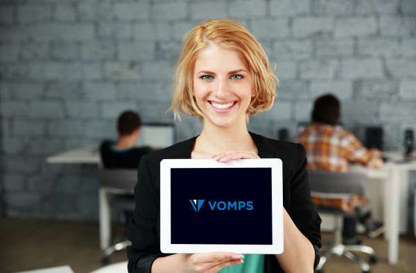 Sample branding #2 for Vomps