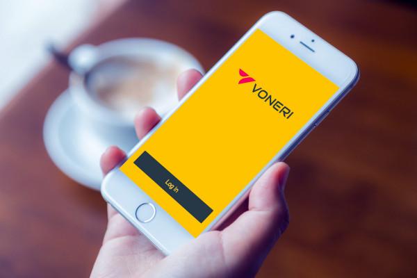 Sample branding #3 for Voneri
