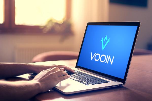 Sample branding #3 for Vooin
