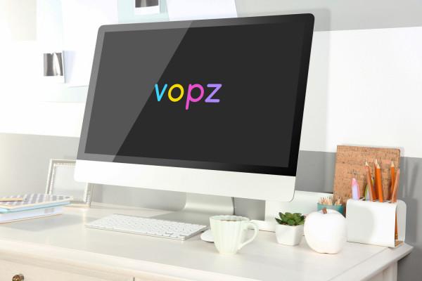 Sample branding #1 for Vopz