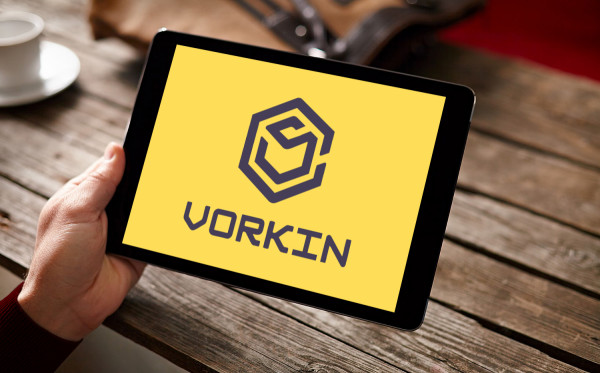 Sample branding #3 for Vorkin