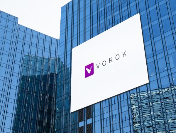 Sample branding #2 for Vorok