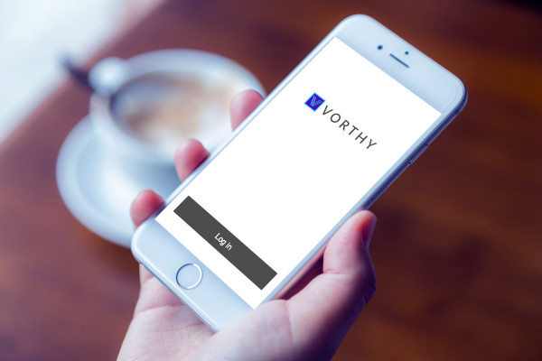 Sample branding #1 for Vorthy