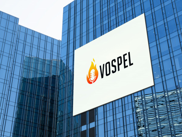 Sample branding #1 for Vospel