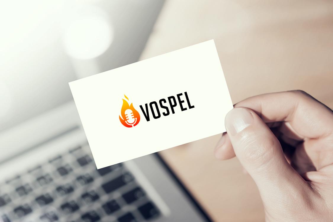 Sample branding #1 for Vospel