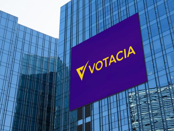 Sample branding #1 for Votacia