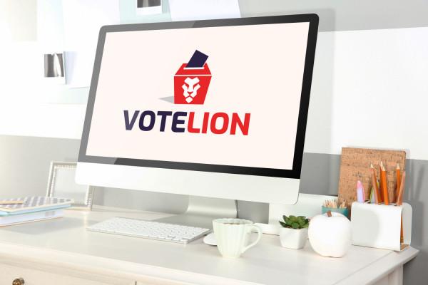 Sample branding #2 for Votelion