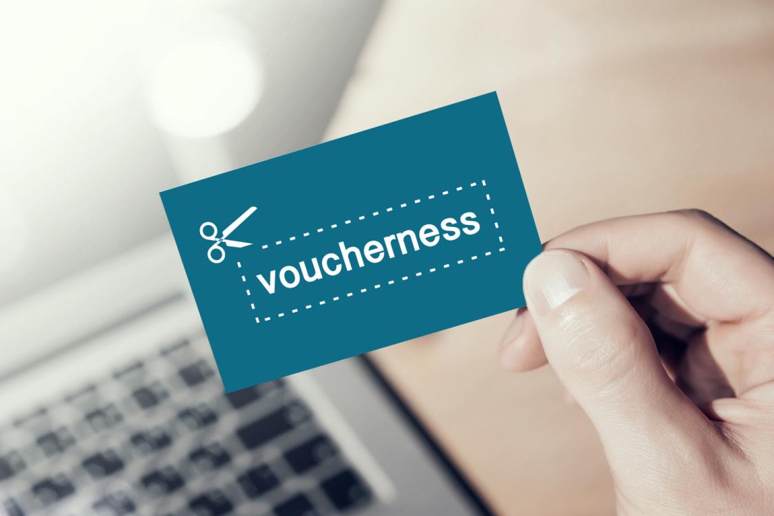 Sample branding #3 for Voucherness