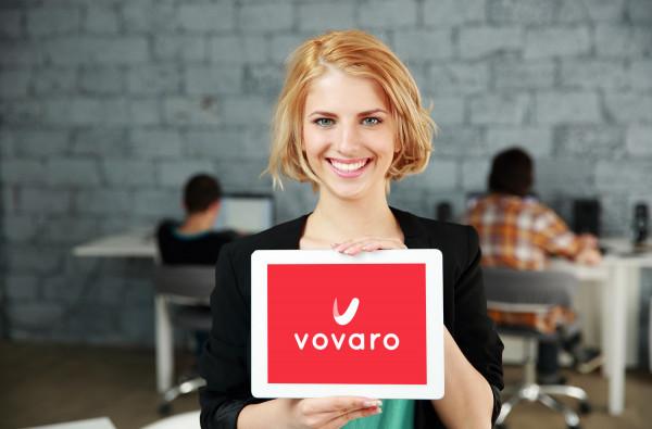 Sample branding #2 for Vovaro