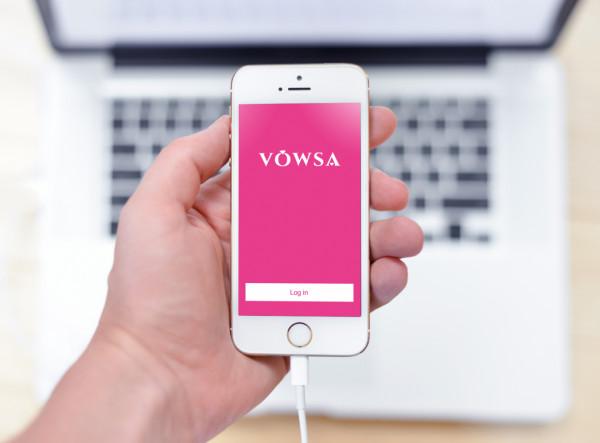 Sample branding #1 for Vowsa