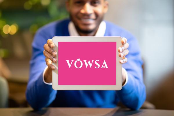 Sample branding #3 for Vowsa