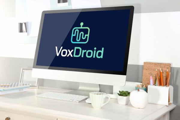 Sample branding #2 for Voxdroid