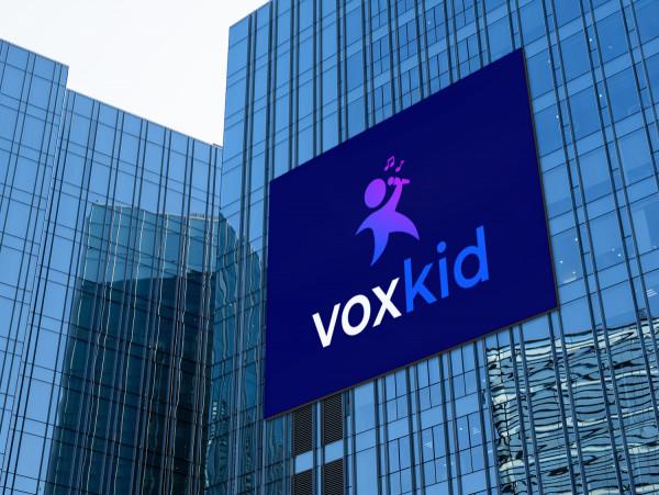 Sample branding #3 for Voxkid