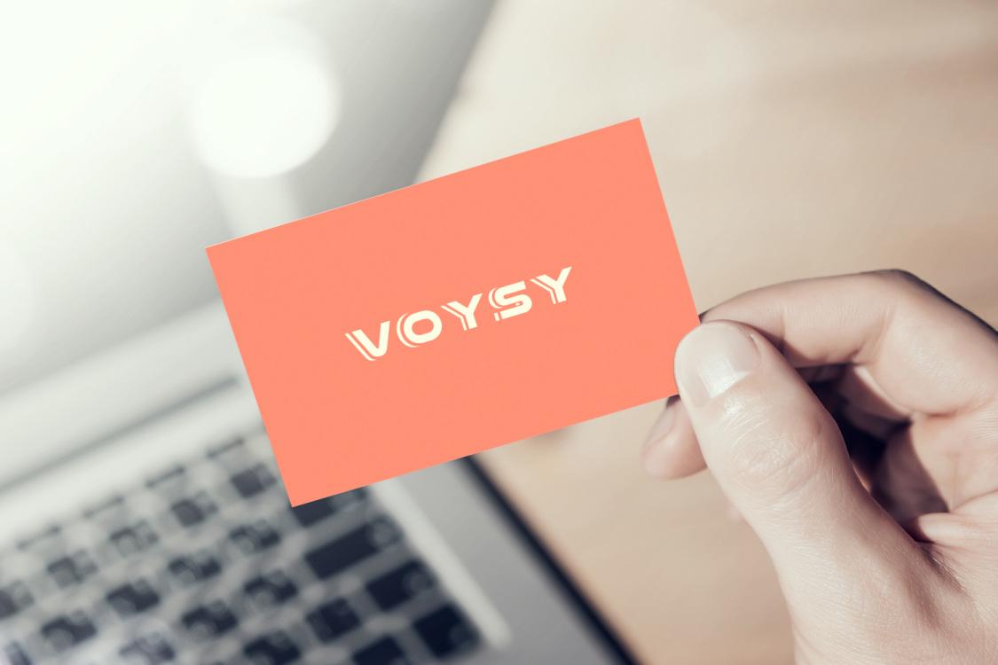 Sample branding #3 for Voysy