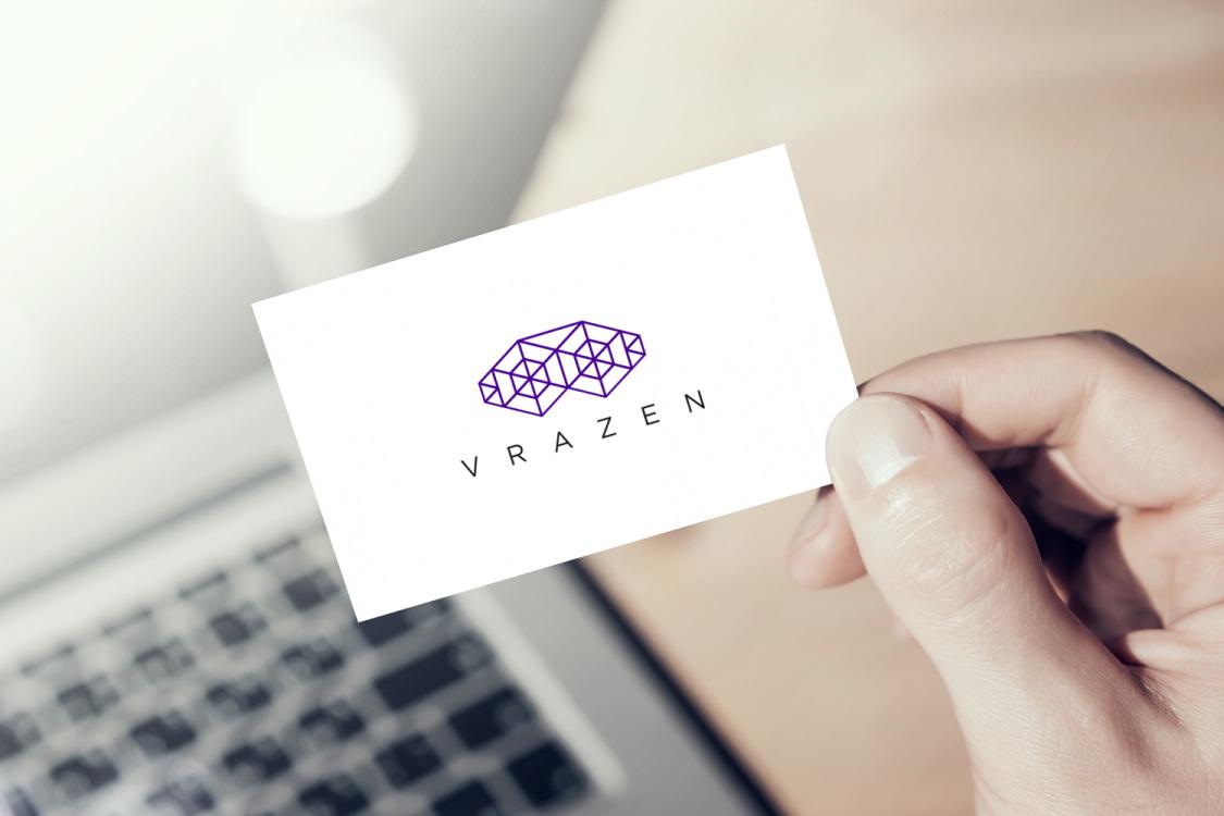 Sample branding #1 for Vrazen