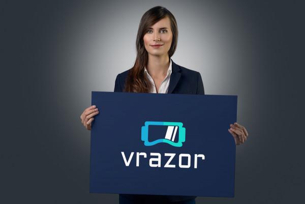 Sample branding #1 for Vrazor