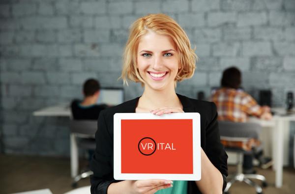 Sample branding #2 for Vrital