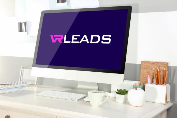 Sample branding #1 for Vrleads