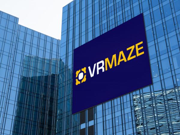 Sample branding #1 for Vrmaze