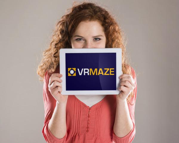 Sample branding #3 for Vrmaze