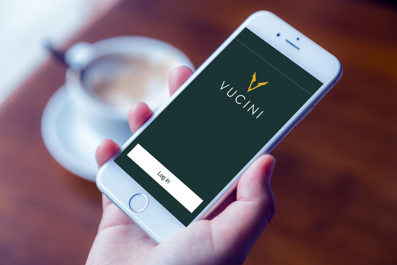 Sample branding #3 for Vucini