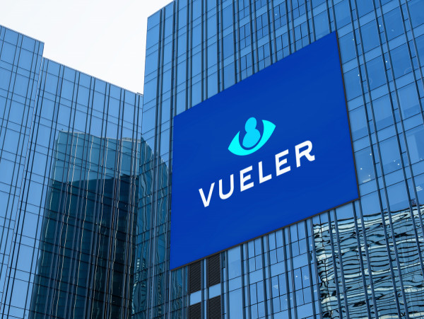 Sample branding #2 for Vueler