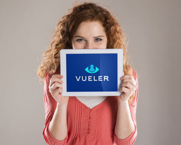 Sample branding #1 for Vueler