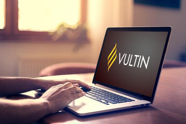 Sample branding #1 for Vultin