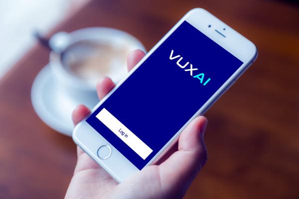 Sample branding #1 for Vuxai