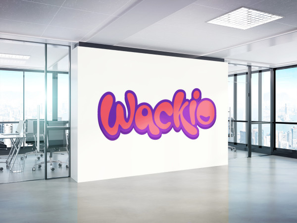 Sample branding #2 for Wackio