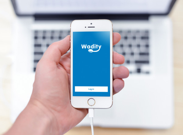 Sample branding #3 for Wadity