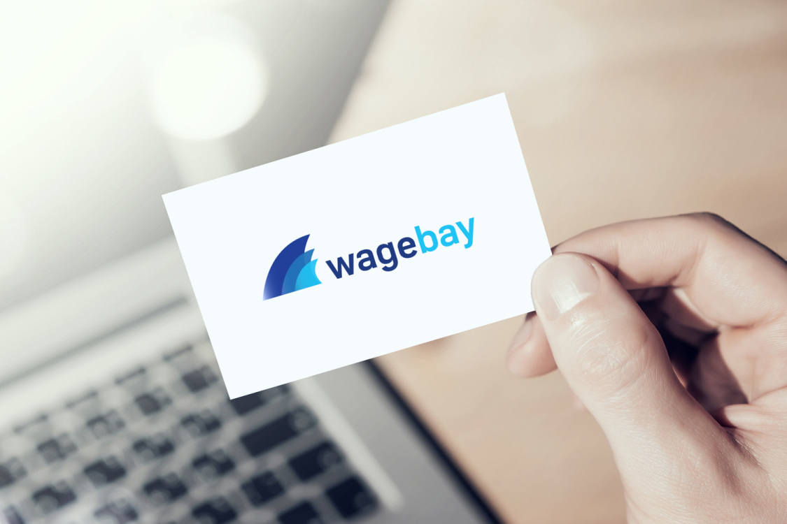 Sample branding #2 for Wagebay