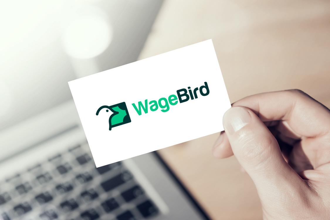Sample branding #1 for Wagebird