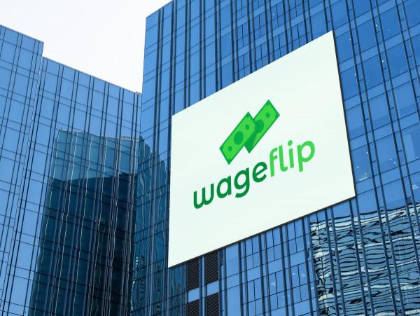 Sample branding #1 for Wageflip